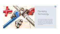 배관 서비스 산업 PPT 프레젠테이션_11
