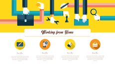 Working from Home Business plan PPT Templates_04