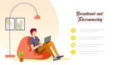Working from Home Business plan PPT Templates_11