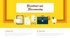 Working from Home Business plan PPT Templates_17