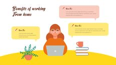 Working from Home Business plan PPT Templates_20