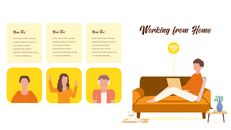 Working from Home Business plan PPT Templates_22
