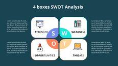 크로스 SWOT 분석 애니메이션 다이어그램_07