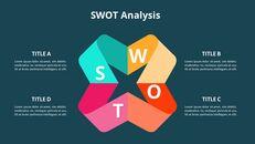 크로스 SWOT 분석 애니메이션 다이어그램_08