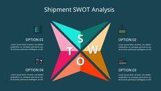 크로스 SWOT 분석 애니메이션 다이어그램_09