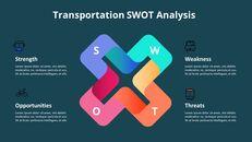 크로스 SWOT 분석 애니메이션 다이어그램_10