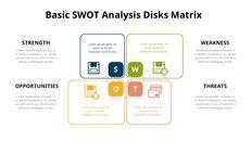 SWOT 분석 다이어그램 애니메이션 파워포인트 템플릿_05