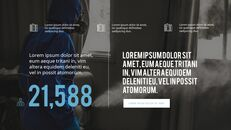 The Age of Pandemic company profile template design_05