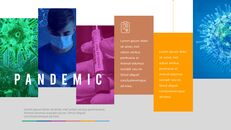 The Age of Pandemic company profile template design_11