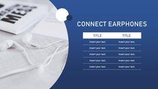 이어폰 및 헤드셋 간단한 디자인 템플릿_16