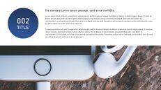 이어폰 및 헤드셋 간단한 디자인 템플릿_17