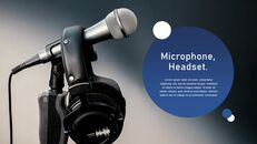 이어폰 및 헤드셋 간단한 디자인 템플릿_18