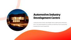 자동차 산업 비즈니스 프레젠테이션 템플릿_10