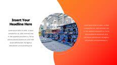 자동차 산업 비즈니스 프레젠테이션 템플릿_20