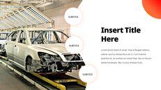 자동차 산업 비즈니스 프레젠테이션 템플릿_21