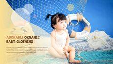 아기 패션 전문적인 프레젠테이션_11