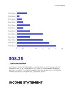 Blue Simple Layout 연례 보고서 비즈니스 사업 피피티_20