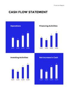 Blue Simple Layout 연례 보고서 비즈니스 사업 피피티_21