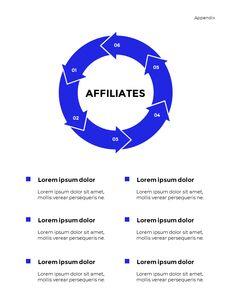 Blue Simple Layout 연례 보고서 비즈니스 사업 피피티_24