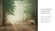 사슴 회사 프로필 템플릿 디자인_15