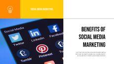 소셜 미디어 마케팅 프레젠테이션 PPT_05