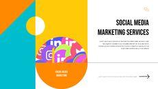 소셜 미디어 마케팅 프레젠테이션 PPT_09