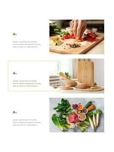 요리 템플릿 레이아웃 즐기기 Google 파워포인트 프레젠테이션_03