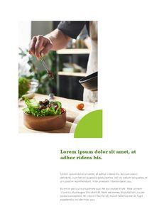 요리 템플릿 레이아웃 즐기기 Google 파워포인트 프레젠테이션_08