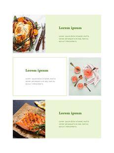 요리 템플릿 레이아웃 즐기기 Google 파워포인트 프레젠테이션_10