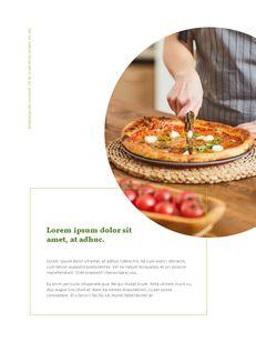 요리 템플릿 레이아웃 즐기기 Google 파워포인트 프레젠테이션_12
