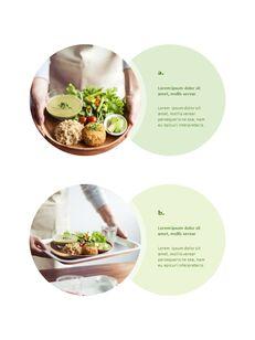 요리 템플릿 레이아웃 즐기기 Google 파워포인트 프레젠테이션_14