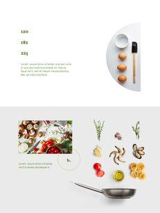 요리 템플릿 레이아웃 즐기기 Google 파워포인트 프레젠테이션_16