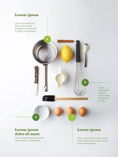 요리 템플릿 레이아웃 즐기기 Google 파워포인트 프레젠테이션_17