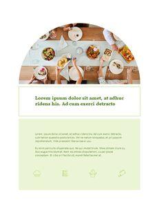 요리 템플릿 레이아웃 즐기기 Google 파워포인트 프레젠테이션_20