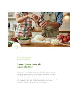 요리 템플릿 레이아웃 즐기기 Google 파워포인트 프레젠테이션_23