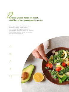 요리 템플릿 레이아웃 즐기기 Google 파워포인트 프레젠테이션_28