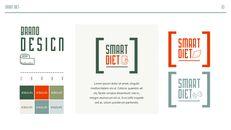 스마트 다이어트 앱 배경 파워포인트_03