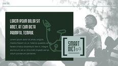 스마트 다이어트 앱 배경 파워포인트_06