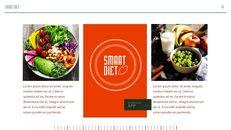 스마트 다이어트 앱 배경 파워포인트_14