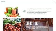 스마트 다이어트 앱 배경 파워포인트_28