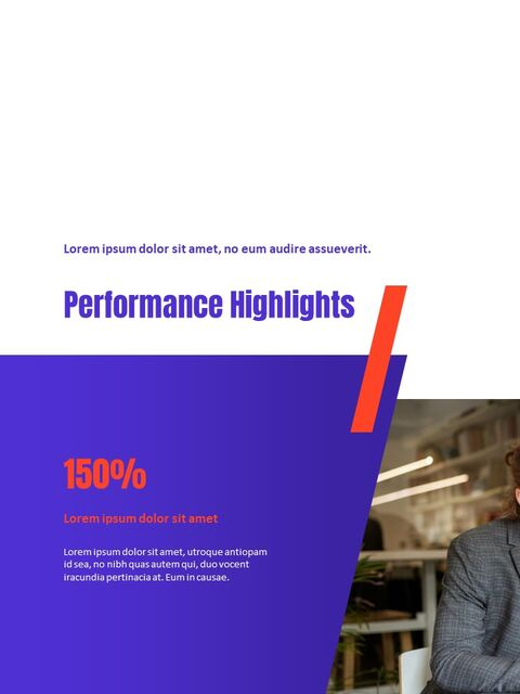 비즈니스 다목적 연례 보고서 제안 프레젠테이션 템플릿_09