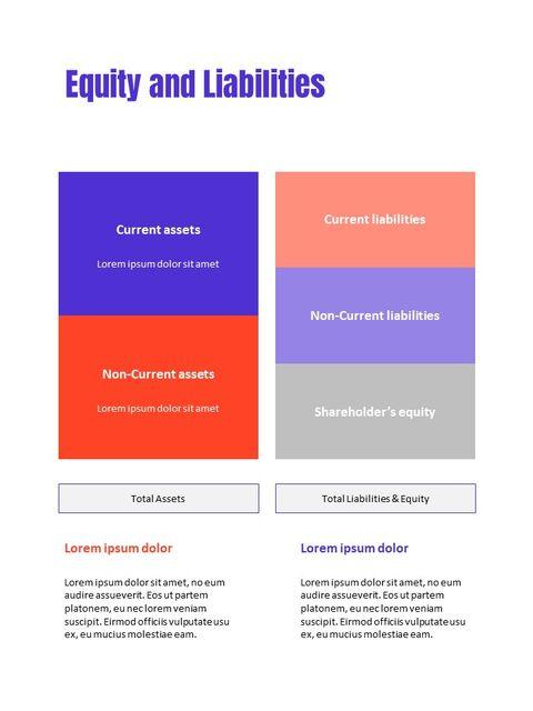 비즈니스 다목적 연례 보고서 제안 프레젠테이션 템플릿_21