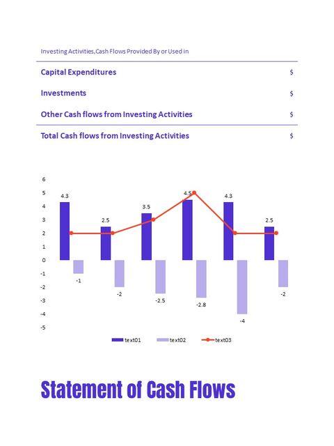 비즈니스 다목적 연례 보고서 제안 프레젠테이션 템플릿_22