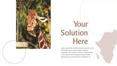 사파리 동물 프레젠테이션 슬라이드 ppt_19