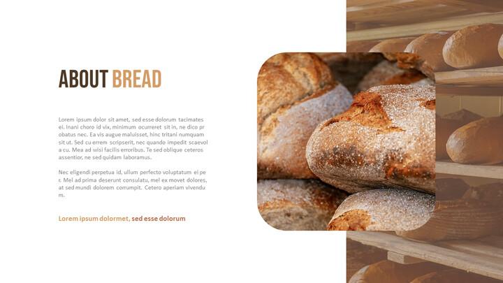 수제 빵 파워포인트 슬라이드 디자인_02