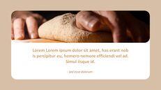 수제 빵 파워포인트 슬라이드 디자인_12