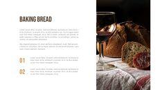 수제 빵 파워포인트 슬라이드 디자인_14