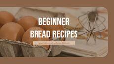 수제 빵 파워포인트 슬라이드 디자인_17