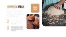 수제 빵 파워포인트 슬라이드 디자인_19