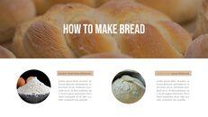 수제 빵 파워포인트 슬라이드 디자인_21